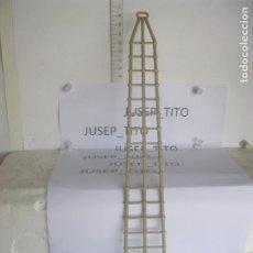 Playmobil: PLAYMOBIL ESCALERA -- BARCO - GALEON - PIRATA - BLANCA LARGA 32 CM.. Lote 243875940