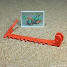 Playmobil: PLAYMOBIL SEGADORA DE TRACTOR, PIEZAS PARTES HERRAMIENTAS VEHÍCULOS GRANJA. Lote 243880535