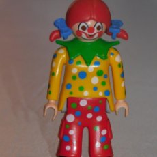 Playmobil: PLAYMOBIL FIGURA *PAYASA* CIRCO, NIÑOS, DIVERSIÓN, FIESTAS INFANTILES .... Lote 243880645
