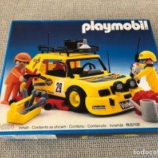Playmobil: PLAYMOBIL 3524 COCHE DE RALLYES, PRECINTADO. Lote 243894690