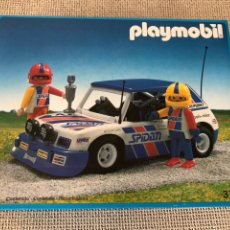 Playmobil: PLAYMOBIL 3753 COCHE DE RALLYES, PRECINTADO.. Lote 243895290