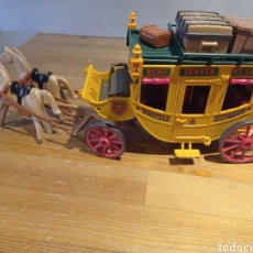 Playmobil: DILIGENCIA WESTERN PLAYMOBIL. Lote 243998225