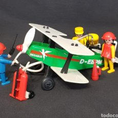 Playmobil: AVIONETA PEGASUS VINTAGE DE PLAYMOBIL, REF 3246 MUY RARA!. Lote 243998695