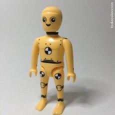 Playmobil: PLAYMOBIL FIGURA MUÑECO DUMMY CRASH TEST SIMULACIÓN ACCIDENTES TRAFICO COCHES VARIOS PIEZAS. Lote 244203250