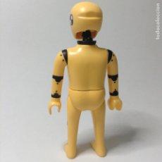 Playmobil: PLAYMOBIL FIGURA MUÑECO DUMMY CRASH TEST SIMULACIÓN ACCIDENTES TRAFICO COCHES ROBOT ESPACIO PIEZAS. Lote 244203475