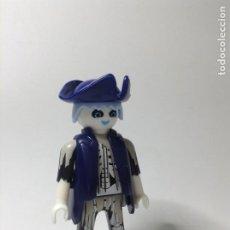 Playmobil: PLAYMOBIL FIGURA CAPITAN PIRATA FANTASMA BARCO GALEON PIRATAS PIEZAS. Lote 244204575