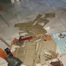 Playmobil: 95%PIEZAS PLAYMOBIL CASTILLO CON INSTRUCCIONES. Lote 244204610