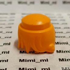 Playmobil: PLAYMOBIL PELO RUBIO RECOGIDO MOÑO. Lote 244315095