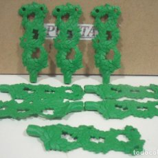 Playmobil: PLAYMOBIL 8 HOJAS PLANTAS VEGETACION. Lote 244447085