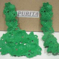 Playmobil: PLAYMOBIL 5 HOJAS PLANTAS VEGETACION. Lote 244447230