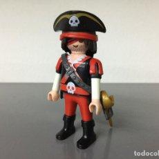 Playmobil: PLAYMOBIL PIRATA CON ESPADA TUERTO PT2. Lote 244576020