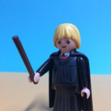 Playmobil: PLAYMOBIL #04 HARRY POTTER CUSTOM FIGURA DRACO MALFOY. Lote 245274500