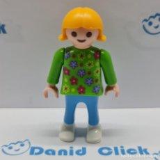 Playmobil: PLAYMOBIL NIÑO NIÑA CIUDAD. Lote 245724225