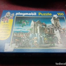 Playmobil: PLAYMOBIL PUZZLE CASTILLO . 150 PIEZAS. REFERENCIA 56090.. Lote 246011220