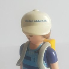 Playmobil: FIGURA BLUE MARLIN PLAYMOBIL. Lote 247697165