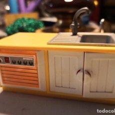 Playmobil: MUEBLE DE COCINA FREGADERO DE PLAYMOBIL. Lote 249172815