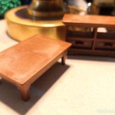 Playmobil: 2 MUEBLES AUXILIARES PLAYMOBIL. Lote 249174270