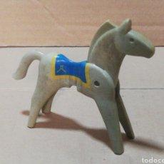 Playmobil: CABALLO BANDERA NORDISTA OESTE VAQUERO GEOBRA 1974 LOTE 693. Lote 249399530