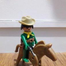 Playmobil: VAQUERO PLAYMOBIL PRIMERA ÉPOCA. Lote 251621795