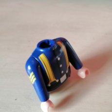Playmobil: PLAYMOBIL, LOTE, OESTE, WESTERN, SOLDADO, CABALLERÍA, TORSO. Lote 252979090