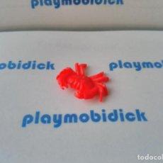 Playmobil: PLAYMOBIL CANGREJO ROJO PESCADO PESCADERIA COMIDA MERCADO. Lote 253519430