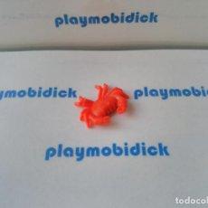 Playmobil: PLAYMOBIL CANGREJO MARRON PESCADO PESCADERIA COMIDA MERCADO. Lote 253519710