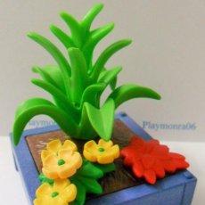 Playmobil: PLAYMOBIL C113 PLANTAS FLORES - MACETA GRANDE CON PLANTAS ORNAMENTALES Y FLORES. Lote 254634990
