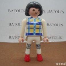Playmobil: PLAYMOBIL FIGURAS MUJER CIUDAD. Lote 255517435