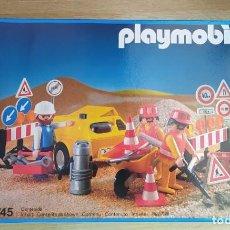 Playmobil: PLAYMOBIL REFERENCIA 3745 OBRAS. Lote 255519870