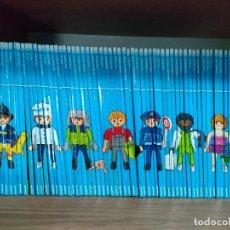 Playmobil: COLECCIÓN COMPLETA LIBROS PROFESIONES PLAYMOBIL - PLANETA DE AGOSTINI. Lote 259061685
