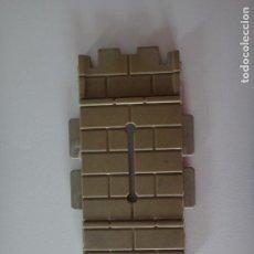 Playmobil: PLAYMOBIL PARED MURALLA CASTILLO CON DEFECTO. Lote 259330645