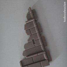 Playmobil: PLAYMOBIL PARED DERRUIDA MURALLA CASTILLO. Lote 259333160