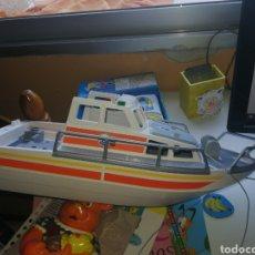 Playmobil: PLAYMOBIL LANCHA 43 CTM. Lote 260859980