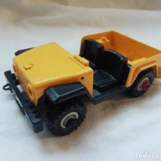 Playmobil: PLAYMOBIL JEEP AMARILLO TODOTERRENO SELVA 1988 GEOBRA. Lote 261186240