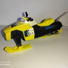 Playmobil: PLAYMOBIL MEDIEVAL MOTO DE NIEVE. Lote 261545035