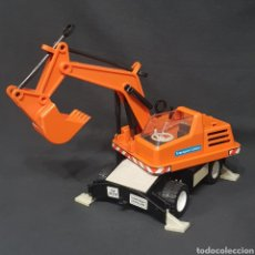 Playmobil: EXCAVADORA VINTAGE DE PLAYMOBIL, REF 3472. Lote 261547635