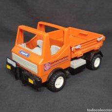 Playmobil: CAMIÓN DE CONSTRUCCIÓN OBRAS DE PLAYMOBIL LEER DESCRIPCIÓN. Lote 261547855