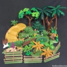 Playmobil: LOTE DE VEGETACIÓN DE PLAYMOBIL. Lote 261548265
