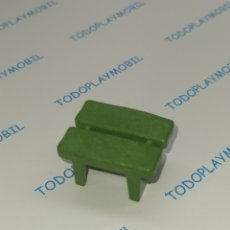 Playmobil: PLAYMOBIL BANCO PEQUEÑO. Lote 262332845