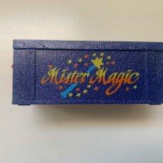 Playmobil: CAJA MAGICA DE PLAYMOBIL - MISTER MAGIC. Lote 262423695
