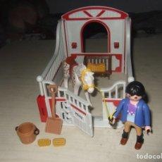 Playmobil: ESTABLO - PLAYMOBIL - REF. 5107. Lote 262471395