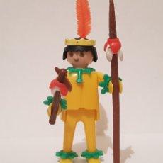 Playmobil: FAMOBIL INDIO 3353 CLÁSICO PLAYMOBIL. Lote 262573730