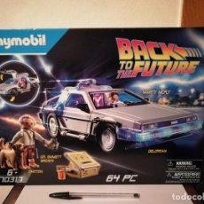 Playmobil: CAJA VACIA - PLAYMOBIL - REGRESO AL FUTURO - MICHAEL J FOX - REF. 70317. Lote 262823890