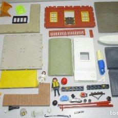 Playmobil: PLAYMOBIL-FAMOBIL LOTE PIEZAS DIFERENTES ÉPOCAS. Lote 262879785