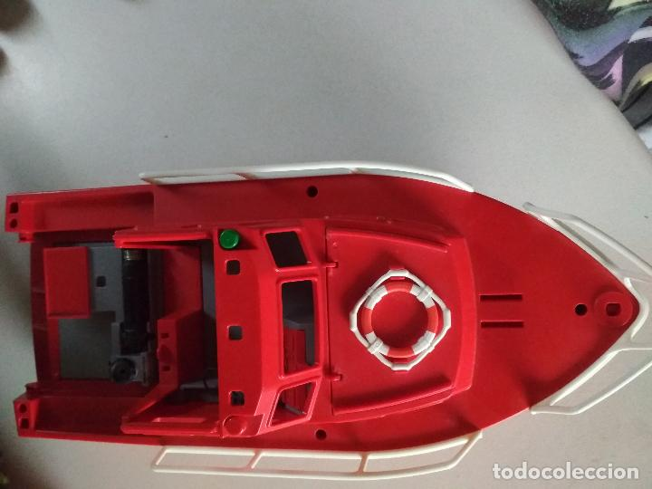 Playmobil: PLAYMOBIL BARCO RESCATE 112 BOMBEROS EMERGENCIAS MAR, 40 cnt largo, mirar fotos - Foto 5 - 264326148