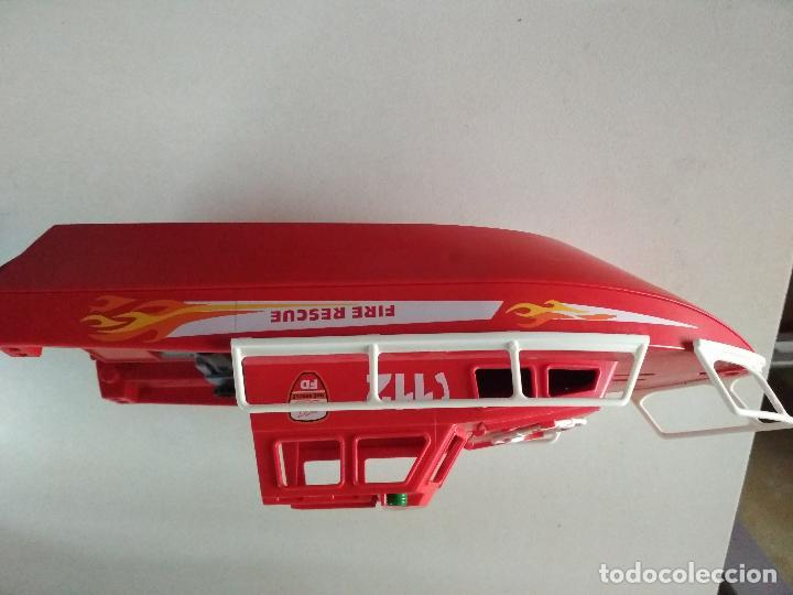Playmobil: PLAYMOBIL BARCO RESCATE 112 BOMBEROS EMERGENCIAS MAR, 40 cnt largo, mirar fotos - Foto 6 - 264326148