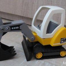 Playmobil: PLAYMOBIL MINI ESCAVADORA REF 6340. Lote 266399603