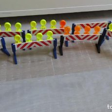 Playmobil: PLAYMOBIL SEÑALIZACION OBRA. Lote 266401038