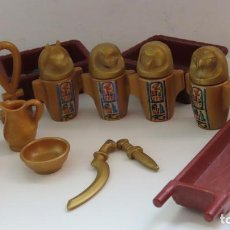 Playmobil: PLAYMOBIL ACCESORIOS PIRAMIDE, EGIPTO. Lote 266401408