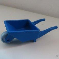 Playmobil: PLAYMOBIL CARRETILLA OBRA , GRANJA. Lote 266548738